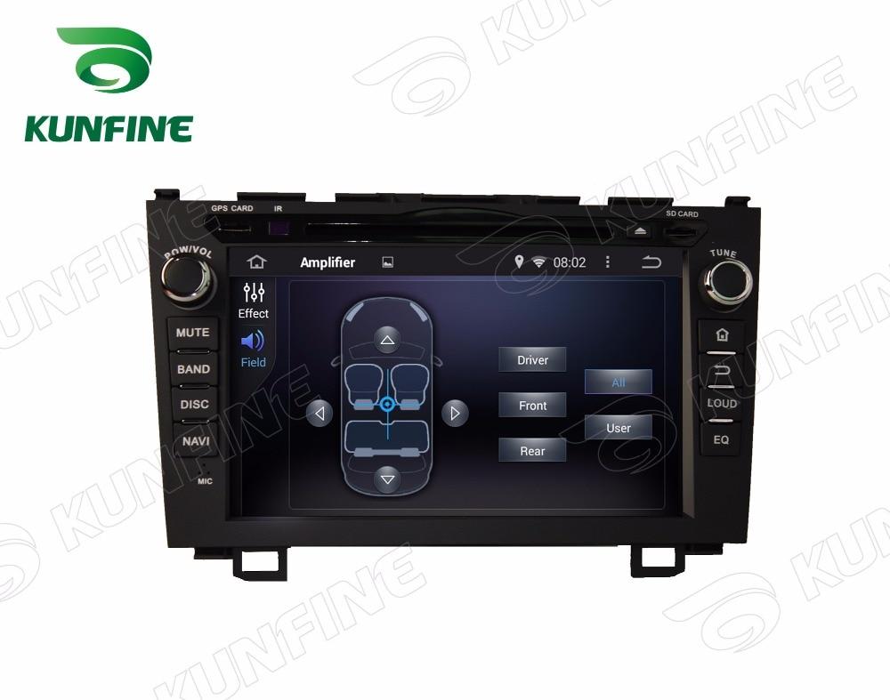 Octa Core 2GB RAM Android 6.0 Car DVD GPS Navigation Multimedia Player Car Stereo for Honda CRV 2006-2011 Radio Headunit