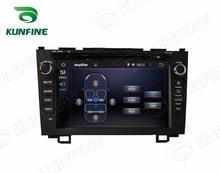 Octa core 2 ГБ Оперативная память Android 6.0 автомобиль DVD GPS навигации мультимедийный плеер стерео для Honda CRV 2006- 2011 Радио головного устройства