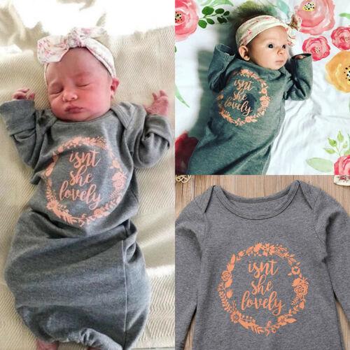 2Pcs Newborn Baby Boy Girl Cotton Swaddle Wrap Blanket Sleeping Bag in Blanket Sleepers from Mother Kids