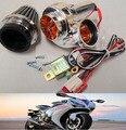 2 POLEGADA Da Motocicleta TURBOCHARGER elétrico DIY TURBO-500, conversão EFI motocicleta com acelerado