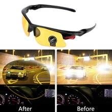 Очки для вождения автомобиля, очки ночного видения, защитные для Ford Focus 2 1 Fiesta Mondeo 4 3 Transit Fusion Ranger Mustang KA S-max