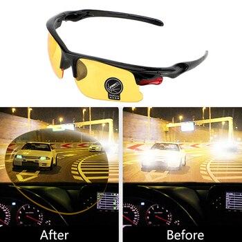 Lunettes de conduite de voiture lunettes de Vision nocturne de protection pour Ford Focus 2 1 Fiesta Mondeo 4 3 Transit Fusion Ranger Mustang KA s-max