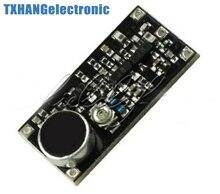 Módulo transmissor FM microfone sem fio Vigilância freqüência 88-108 MHz Superior
