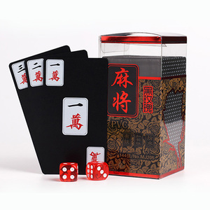 Black Rose Mahjong Top Quality