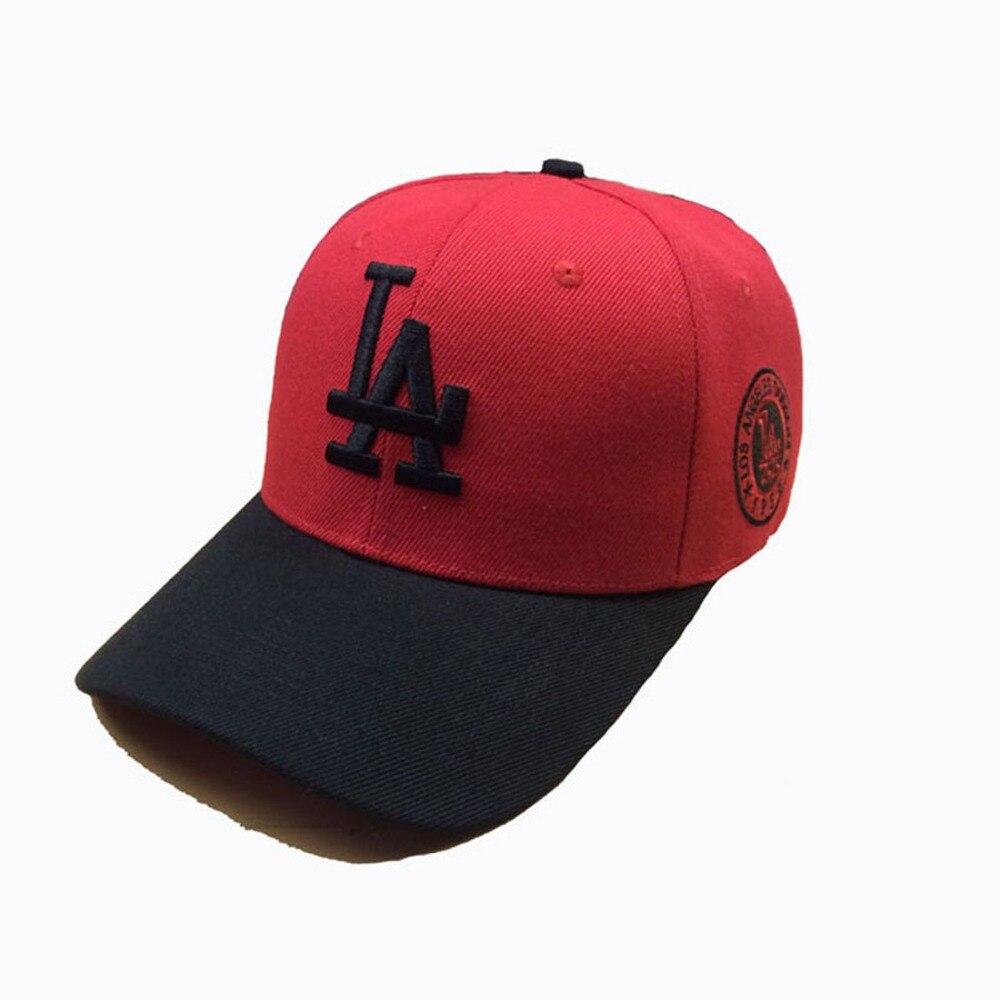 2015 New bboy Baseball Caps LA Dodgers Outdoors Snapback Curved Brim Caps  Bone Sombrero Hip Hop Hats Chapeu Men Women Gorras 14717e2f9ed