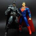 """Batman v Superman amanhecer de justiça Batman PVC Action Figure coleção Toy 7 """" 18 cm"""