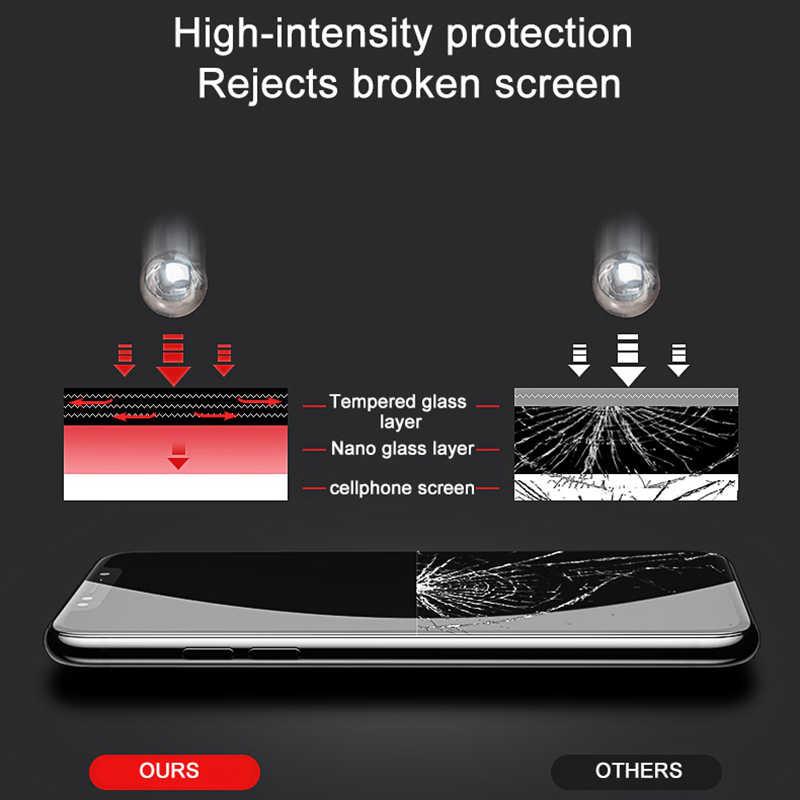 6D temperli cam için Huawei Nova 5T 3 3i 4 ekran koruyucu Nova 5 Pro 4 6 koruyucu güvenlik cam için Huawei Nova 5T 3E 6 SE 5 5