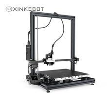 Автоматическое выравнивание большой Размеры 400*400*500 мм RepRap Prusa i3 высокое impressora Desktop 3D принтер комплект 8 ГБ карты