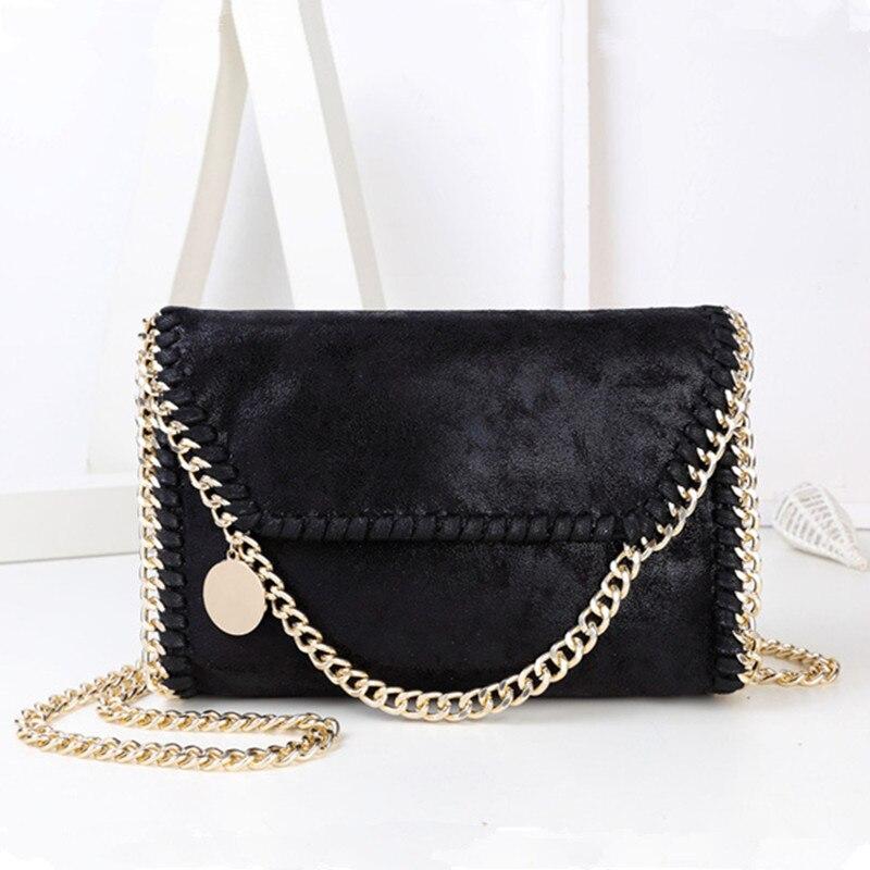 2018 Limited Bolsas Feminina Luxury Handbags Women Bags Designer Bolsos Mujer Star Women Chain Bag Female Shoulder Messenger