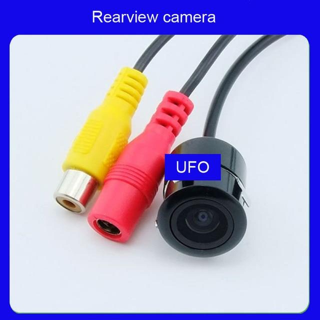 Mini 18.5mm Back up camera Rearview Car Camera  2V reversing night vision Camera Freeshipping