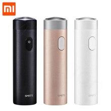 Xiaomi Smate חשמלי USB נטענת יבש רטוב גילוח מכונת עבור גברים IPX7 רחיץ שלוש עלה להב נוח נקי