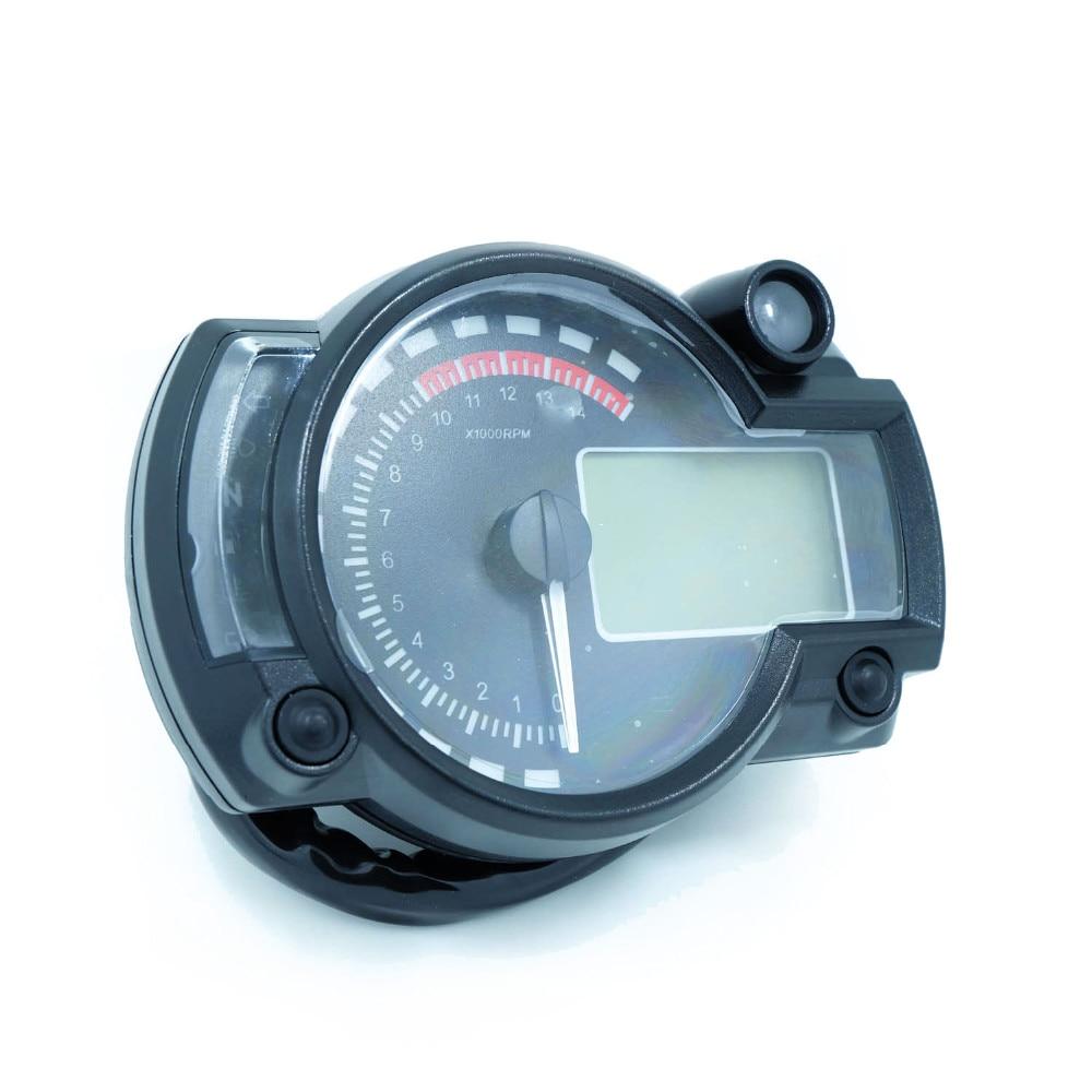 Diagram Motorcycle Odo Motorbike Universal Speedometer Gauge Led