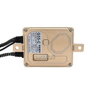 Image 3 - SUKIOTO 55W CANBUS NO Error Xenon H7CR HID Kit Headlight Lamp Bulb 4300K 5000K 6000K 8000K AC Ballast EMC Car Accessory Light
