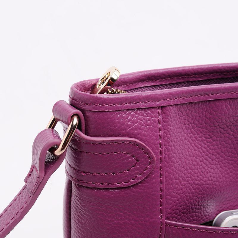 Sac Mini Vento Main Des Loisirs Cuir Vache À Femmes Peau En Marea D'été Bandoulière Black De Filles Feminina Véritable Bolsa orange purple Sacs FrrExwqXf