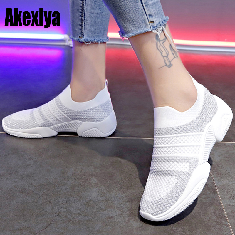 Women's Casual Shoes Increased Thick-Soled Shoes Wedges  Sneakers Fashion Comfortable Comfortable Super Light Athletic F1124