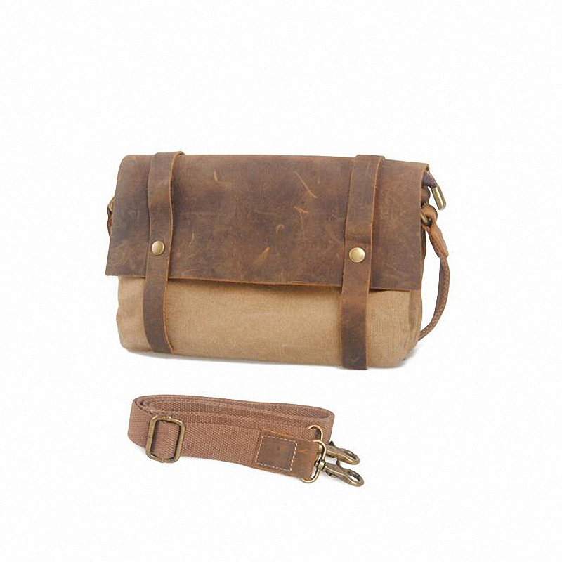 ФОТО Hot Vintage Men's Travel Bags small Men Messenger Bags Canvas Bag Man Cross Body Bags New Free Shipping LI-1046