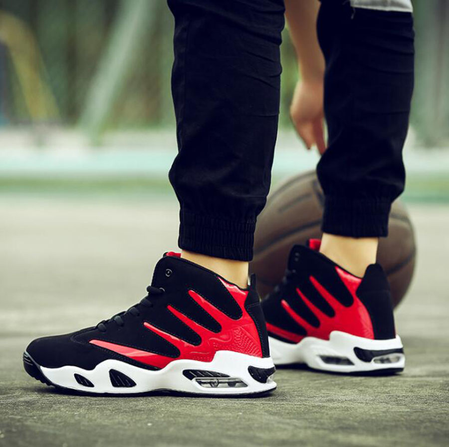 New Trend So Cool Men's Shoes For Four Seasons Casual Sports Shoes Non-slip Hard-Wearing and Cushioning Nice Training Shoes Male 1