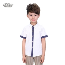 6e8064dbf21ce Buy boys short sleeve dress shirt and get free shipping on ...