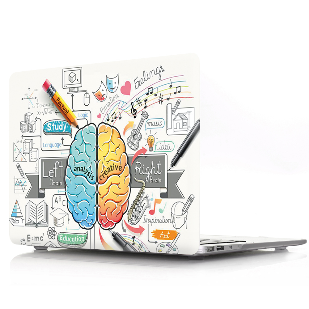 Brain Painting Case for MacBook 150