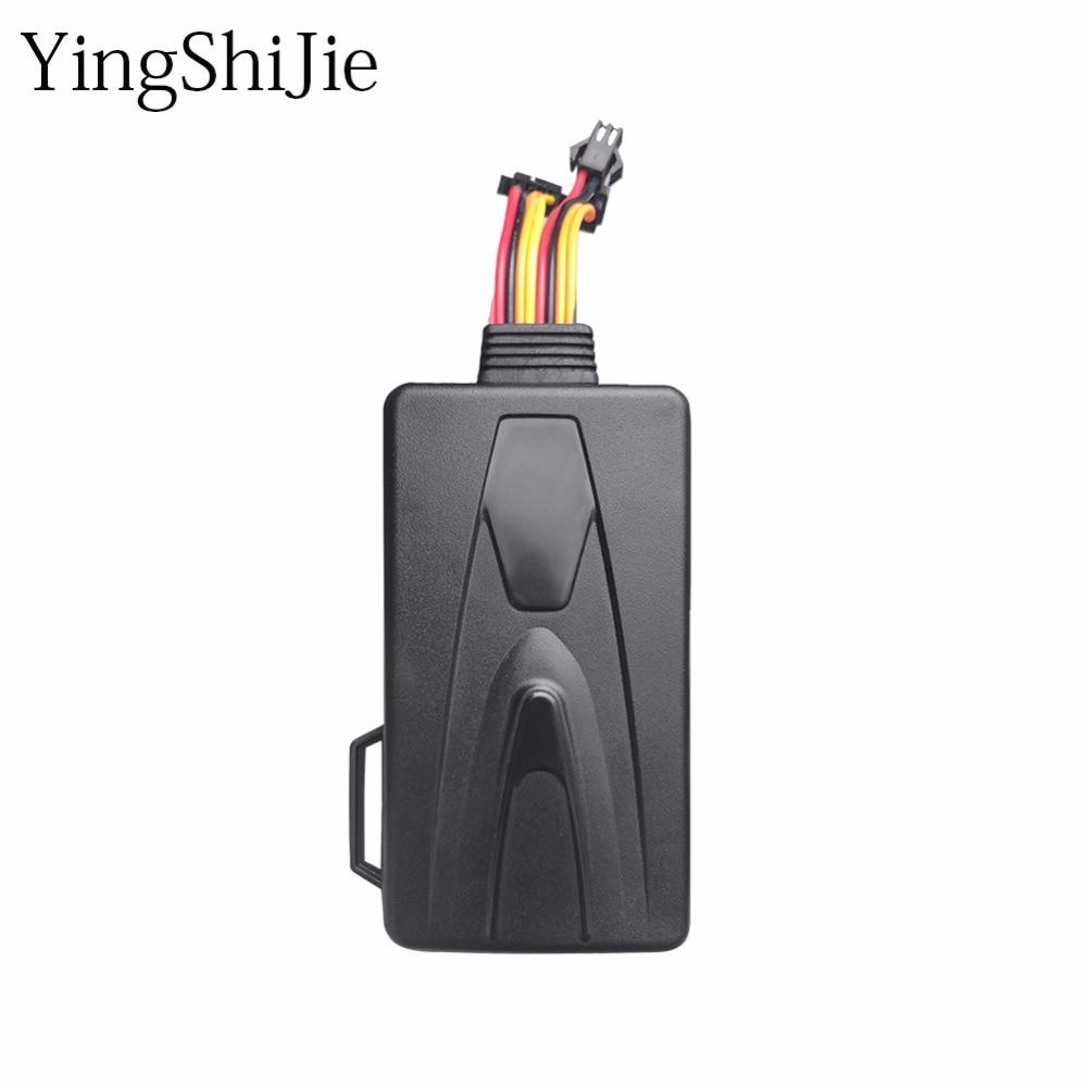 Yingshijie Locator Alarm Gps-Tracker Moto Oil-Monitor Rastreador Positioning-Off MINI GSM