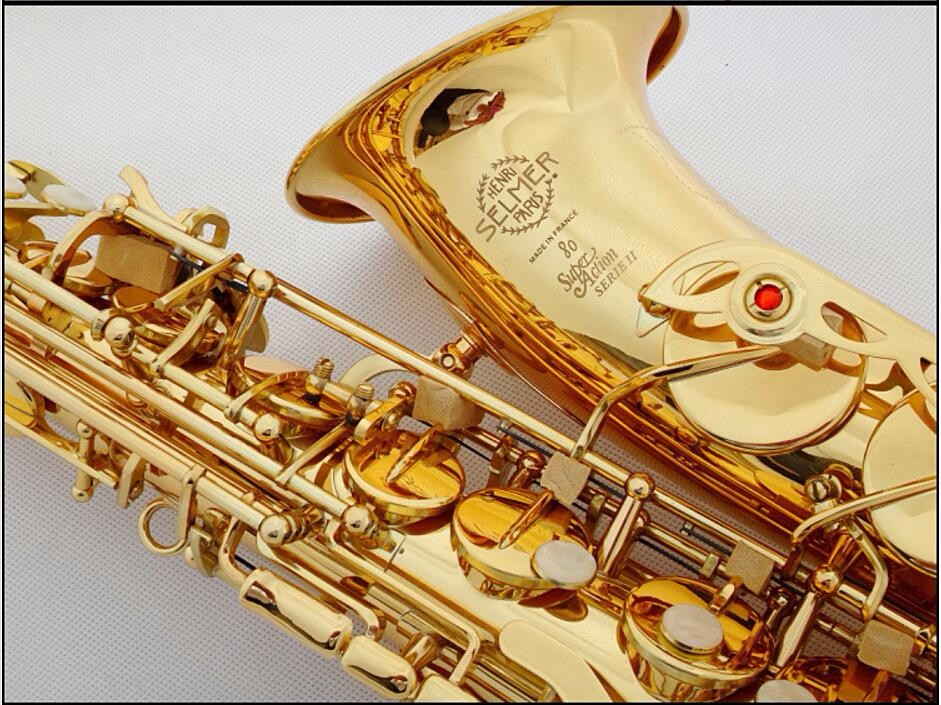 New France Henri Selma SAS802 E Flat Alto Saxophone High Quality Alto saxophone Super Professional Musical Instruments Free alto saxophone musical instruments high quality japan yanagisawa w01 a 901 e flat saxophone yanagisawa alto sax professional