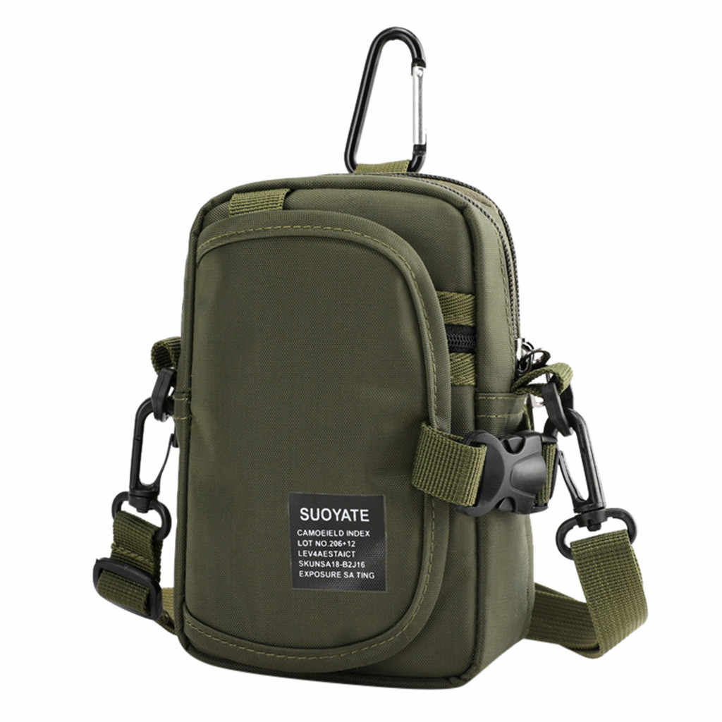 Unisex Wasserdichte Handy Taschen Einzelne Schulter Messenger Taschen Business Stil Brust Tasche Männlichen Männer Bolsa Hohe Qualität