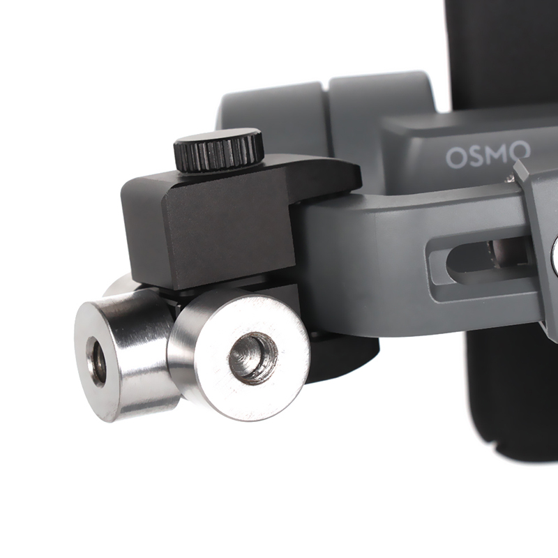 Handheld Gimbal Balance Counterweight Adapter for DJI osmo Mobile 1 2 Smooth 4 Smooth Q camera Mobile Phone Handheld Gimbal