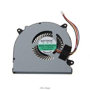 Ventilador de Refrigeração Para ASUS N550 LaptoCPU N550J N550JV N550L N750 N750JV N750JK G550J