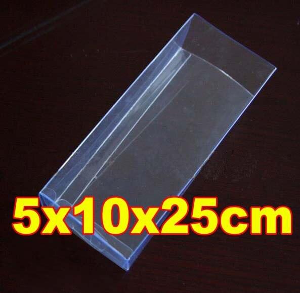лот 5x10x25 см ПВХ Пластик прозрачный Нижнее Бельё для девочек свадебный  подарок Коробки 9f791857bae