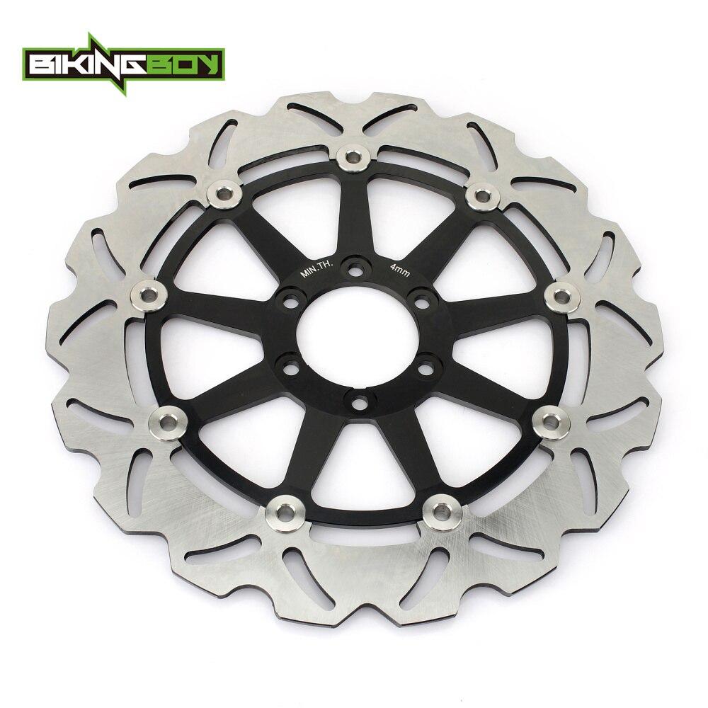 BIKINGBoy переднего тормозного диска ротора для Ducati монстра 400 600 620 младший СС 350 м классе supersport 600 750 сайту multistrada 620 спорт 750