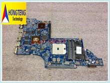 Original for HP Pavilion DV6 DV6-6000 Motherboard 650854-001 100% Test ok