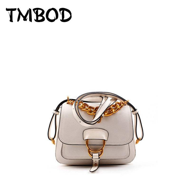 New 2018 Designer Celebrity Small Saddle Split Leather Handbags Women Classical Chains Lady Bag Messenger Crossbody Bags an349 sa212 saddle bag motorcycle side bag helmet bag free shippingkorea japan e ems