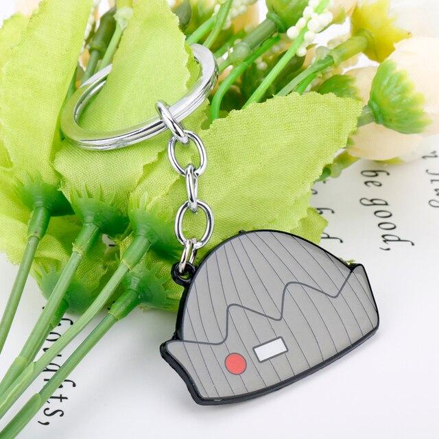 Dongsheng RIVERDALE brelok jughead jones korona kapelusz wisiorek klucz łańcuch dla kobiet torba męska samochodu akcesoria do kluczy biżuteria-10