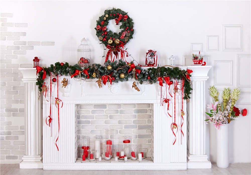 Christmas Photography Background Vinyl Photo Props Children Backdrops for Studio 7x5ft or 5x3ft Christmas061 photography backdrops children photo studio props brick walls baby background vinyl 9x6ft or 7x5ft or 5x3ft jiejp189
