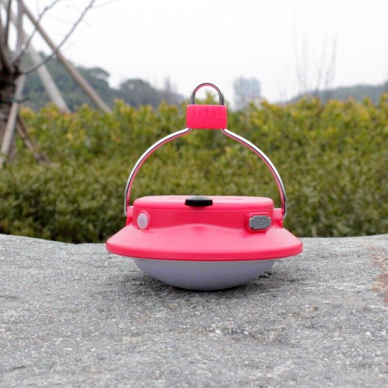 Yupard Đa Chức Năng Sạc SMD USB led Ánh Sáng Trại Lều Đèn Đèn Pin Điện bank 18650 ngoài trời