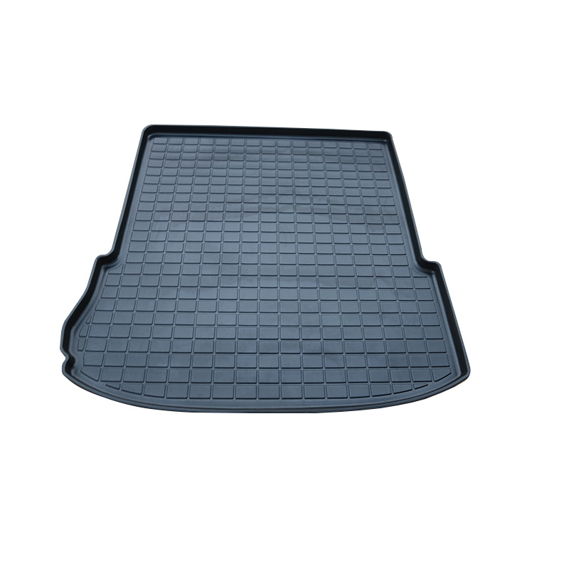 Trunk Tray Mat for Ford Explorer,Premium Waterproof Pad Tray for dogs trunk mat for ford mondeo 2008 2014 durable waterproof luggage mats tray for dogs
