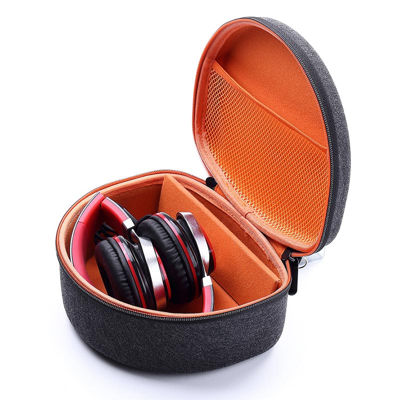 Newly Portable Wireless Earphone Storage Bag Waterproof Bluetooth Headphone Carry Case