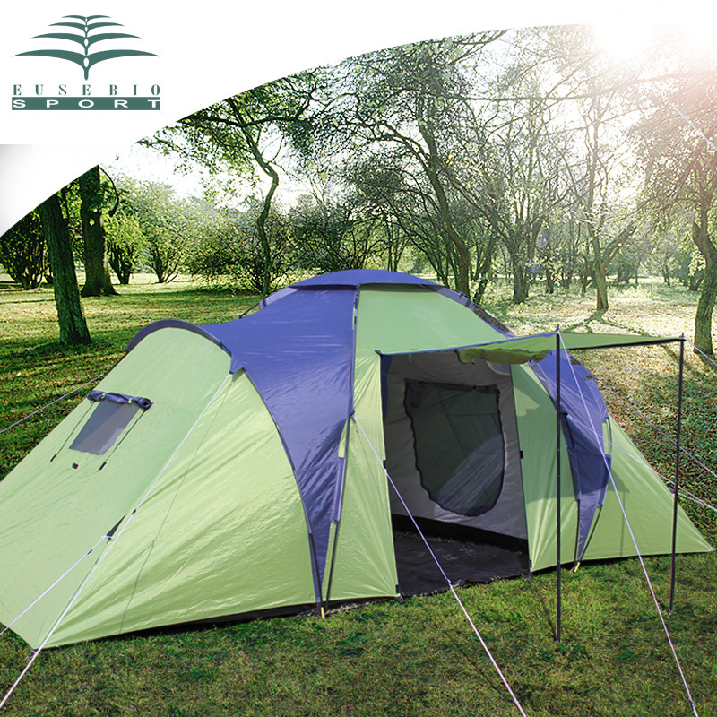 High quality luxury 2room 1hall large outdoor tents 5 6 ...