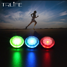 Hot Bicycle Spokes Lamp Colorful Cycling Bike Willow LED Wheel Wire Lights Waterproof Built-in battery