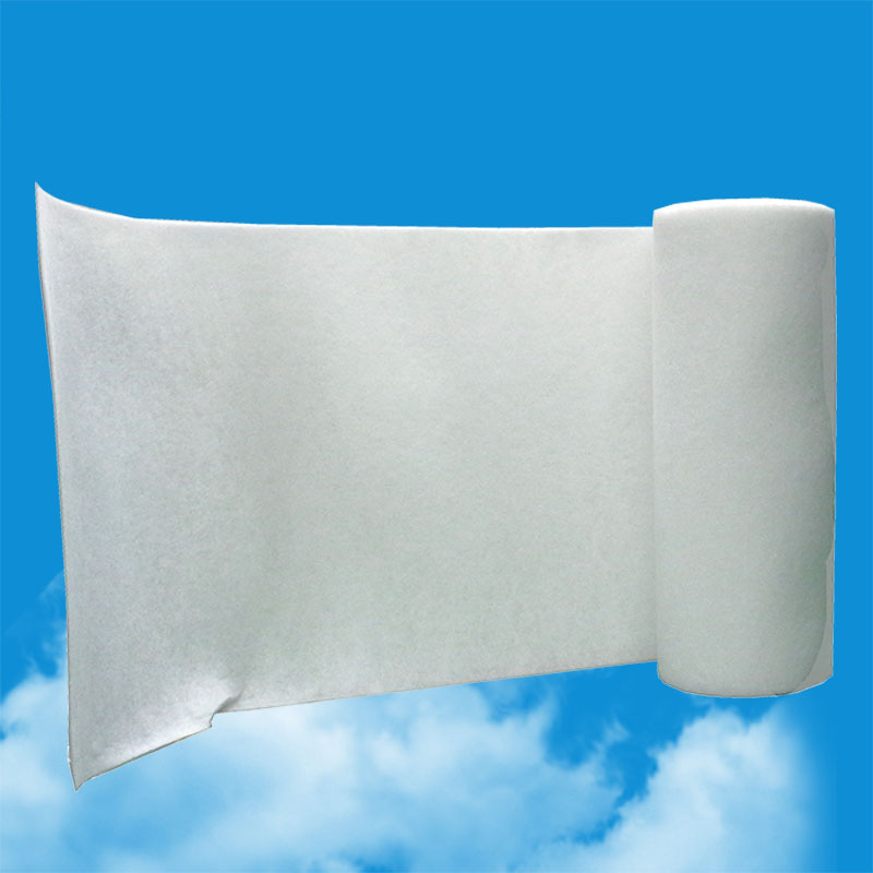 100cm Rough Filter Mats For Air Ventilation Or Air Conditioner Filter Protector Polyester Synthetic Fiber Cotton