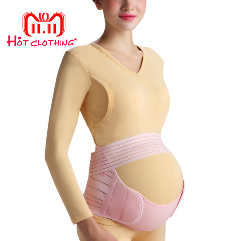 3PCS Maternity Belly Bands Belt Pregnancy Antenatal Bandage Belly Band Back Support Belt Abdominal Binder For Pregnant Women