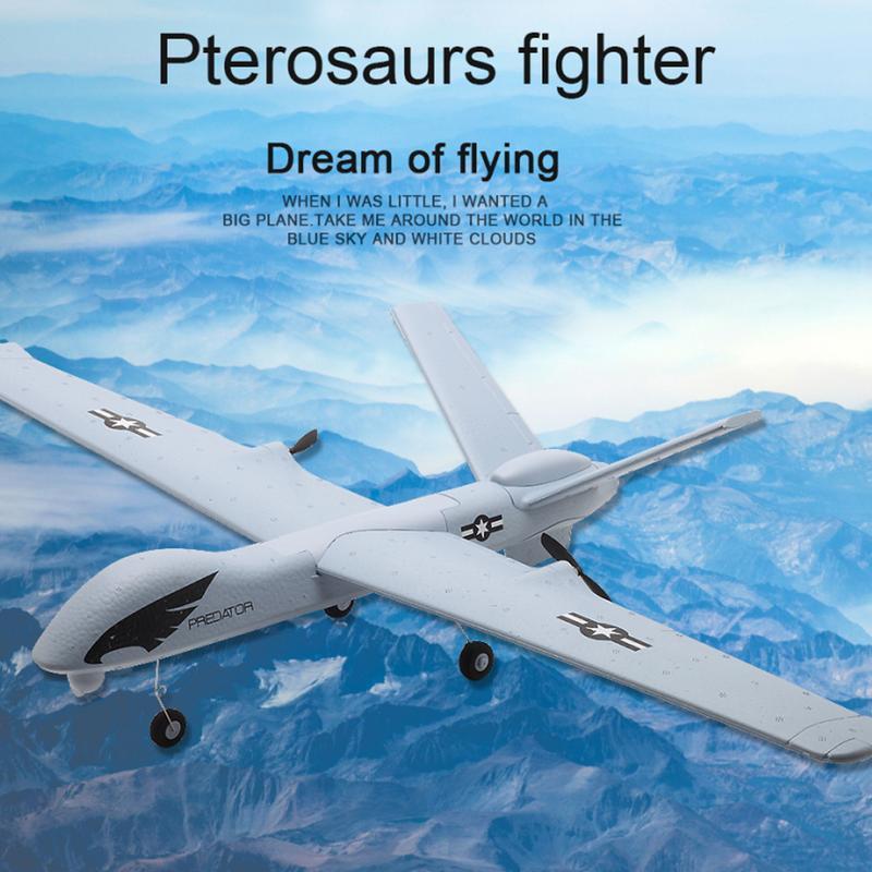 Z51 660mm Wingspan 2 4G 2CH EPP DIY Glider RC Airplane RTF Built in Gyro
