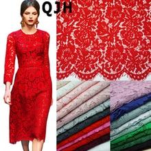 1.5*1.5 м Вышивка ресниц хлопок Кружева Ткань французский шнур Кружева ткань в нигерийском стиле африканский гипюр Кружева для партии свадебное платье