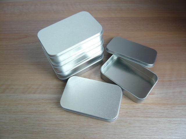 10 7 7 2 4 Cm Metall Aufbewahrung Zinn Aufbewahrungsboxen Stahl