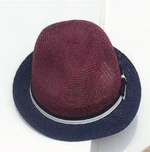 Retro unisex jazzový klobouk