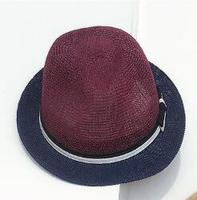 2017 FranTui New European And American Fan Grass Breathable Men And Women Hat British Retro Jazz
