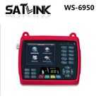 SZ Original Satlink WS 6950 3.5 inch Digital Satellite Signal Finder Meter WS6950 WS-6950 TV BOX