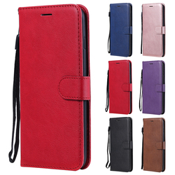 Flip Leather Wallet for iPhone 9 Plus Cover Soft TPU Card Pocket for iPhone X Case iPhone 8 7 6 6s Cover iPhone 5 5S SE Magnetic 1