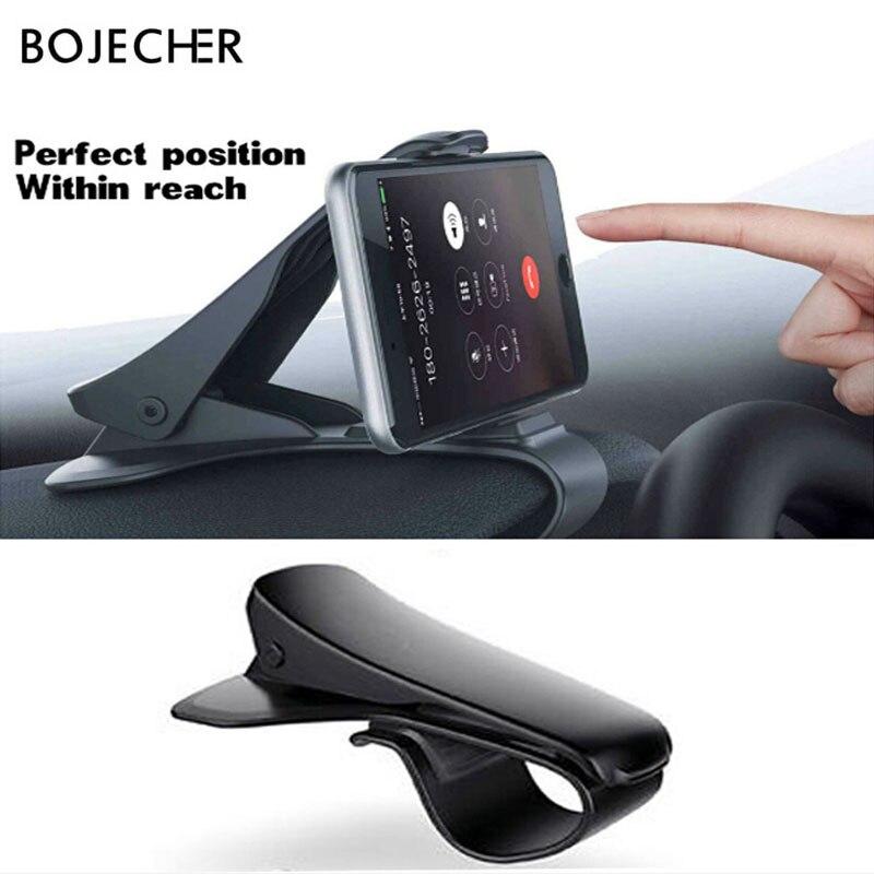 Universal Cradle GPS Holder HUD Car Dashboard Cell Phone Mount Smartphone GPS Navigation Design Cradle Car-Styling Drop Shipping