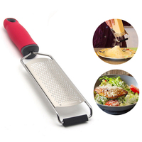 Kitchen Stainless Steel Vegetable Grater Lemon Fruit Peeler Zester Cheese Gadgets For The Spiralizer Cooking Tools